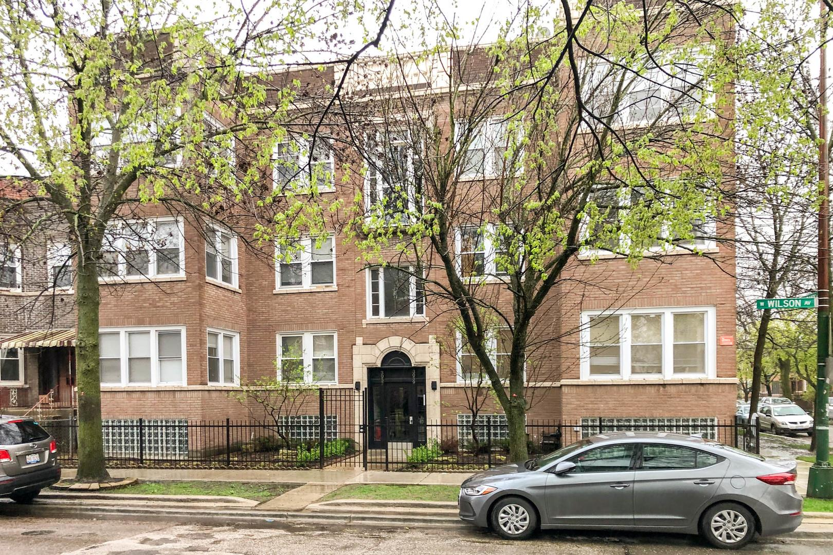 3059 W Wilson Avenue #1, Chicago, IL 60625 - #: 10704618