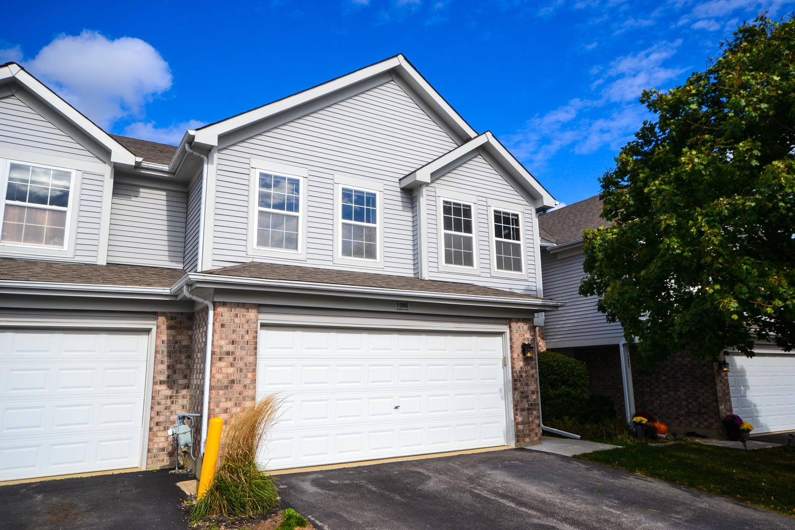 1586 Tuppeny Court, Roselle, IL 60172 - #: 10893618