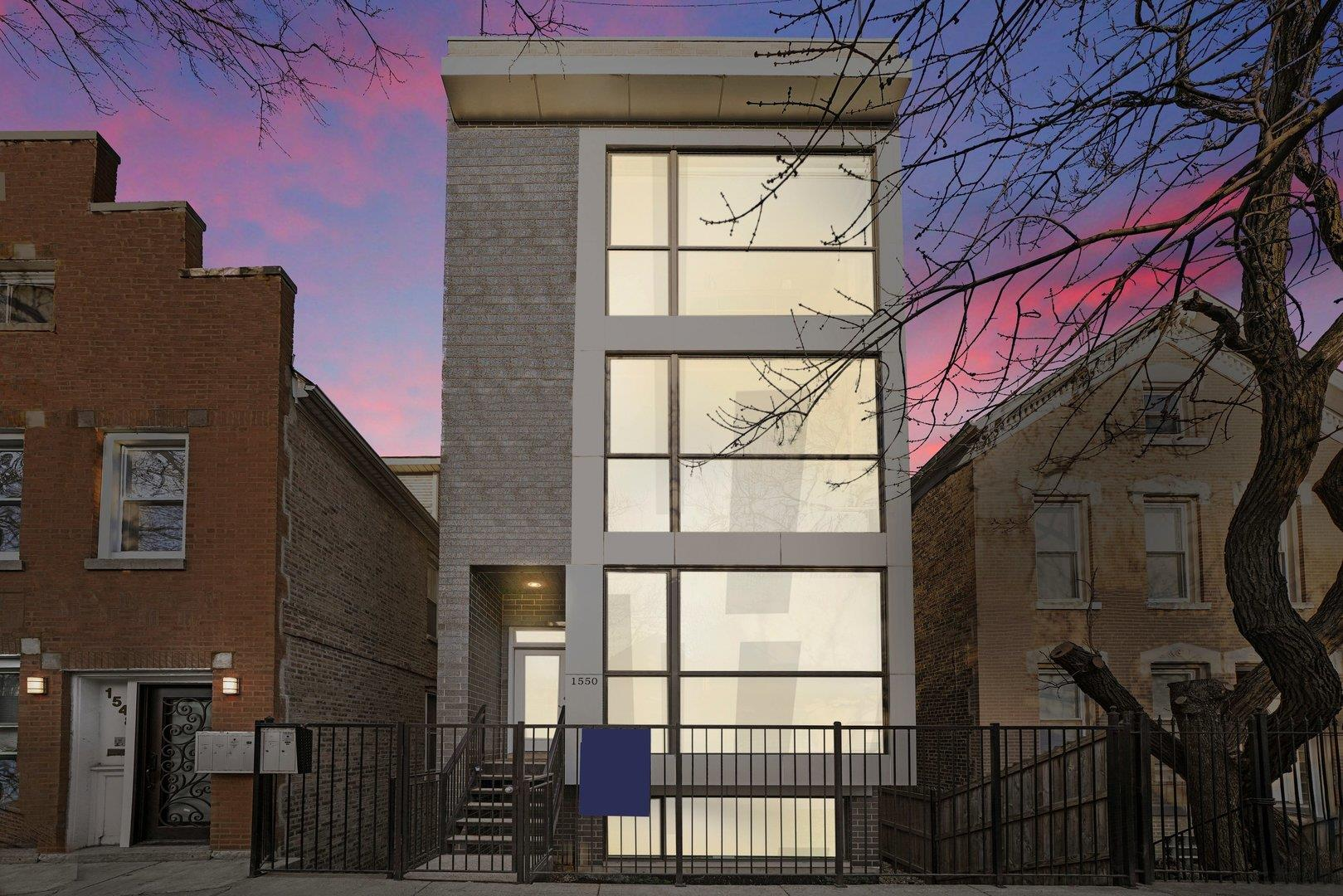 1550 N Honore Street #2, Chicago, IL 60622 - #: 11045619