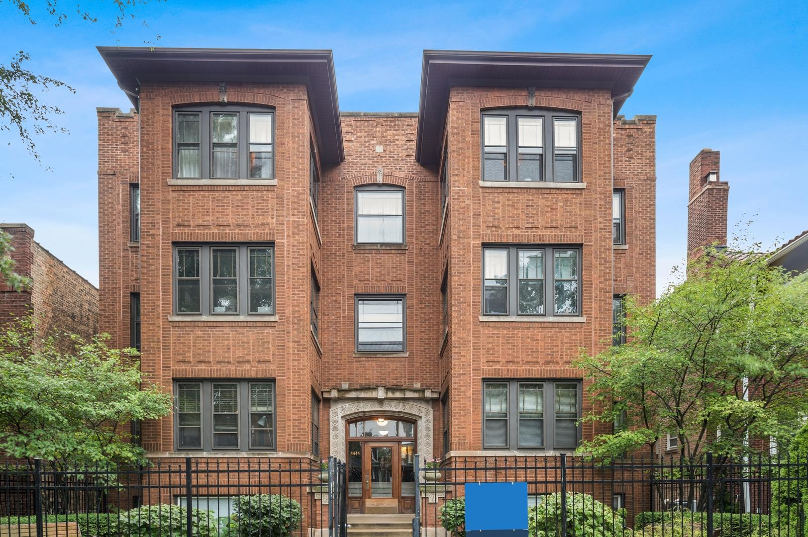 4446 N Campbell Avenue #3N, Chicago, IL 60625 - #: 10855620