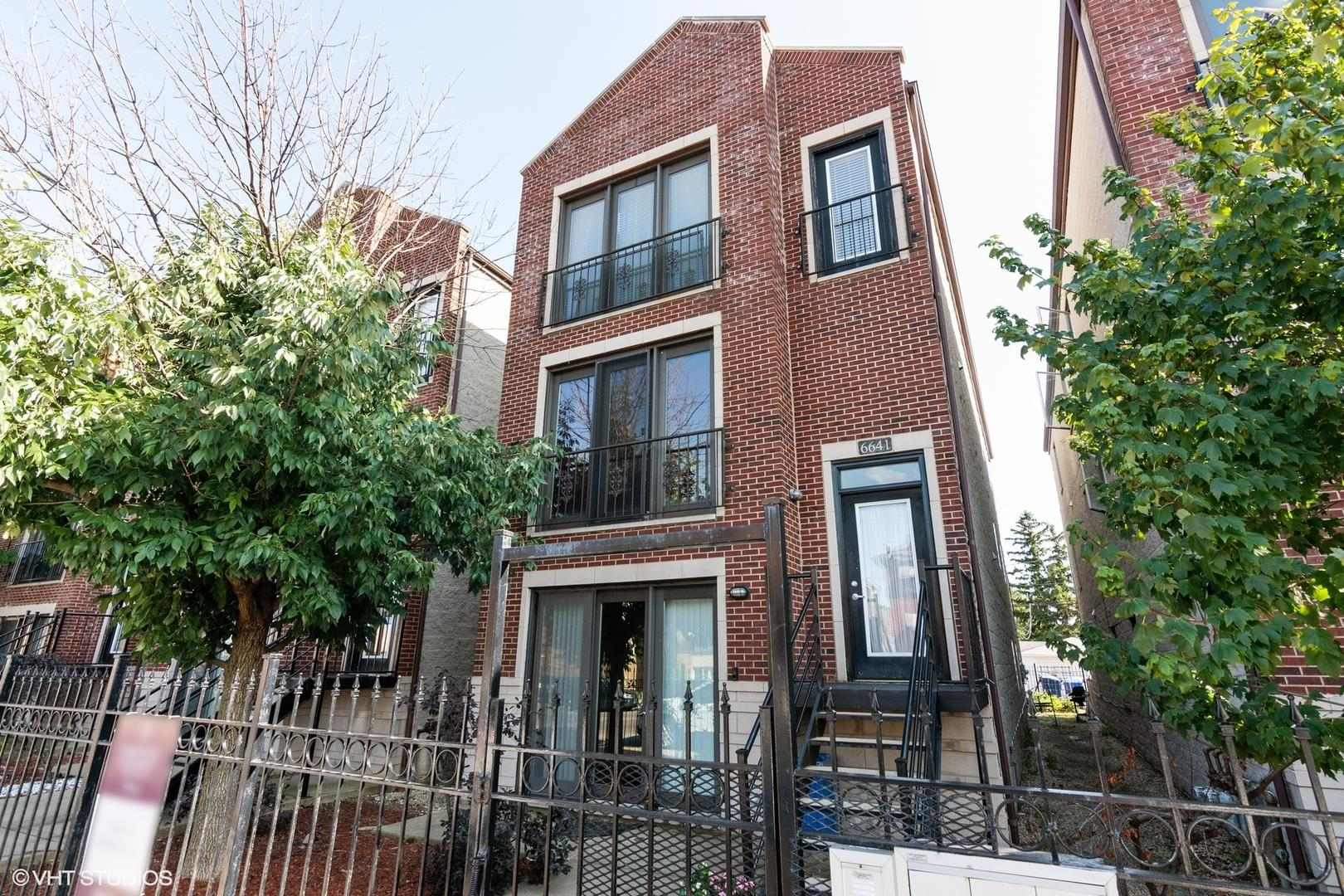 6641 W BELMONT Avenue #3, Chicago, IL 60634 - #: 10883620
