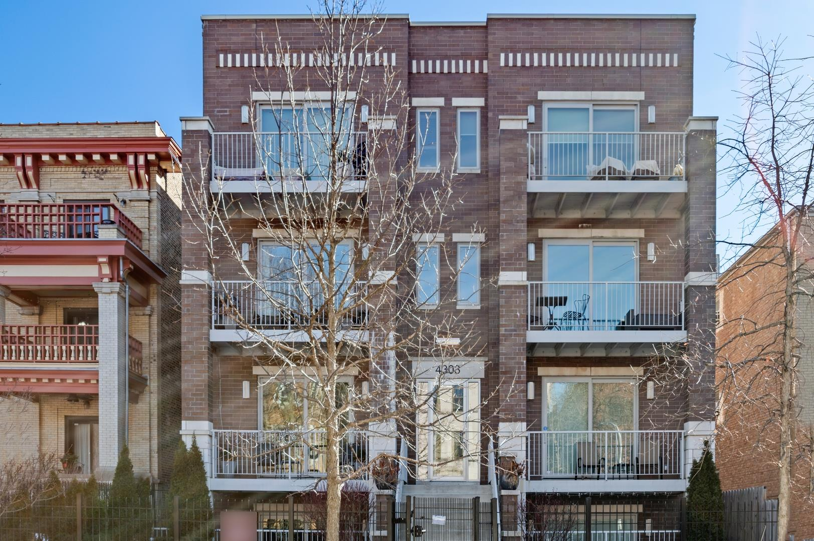 4303 N Kenmore Avenue #1N, Chicago, IL 60613 - #: 11006622