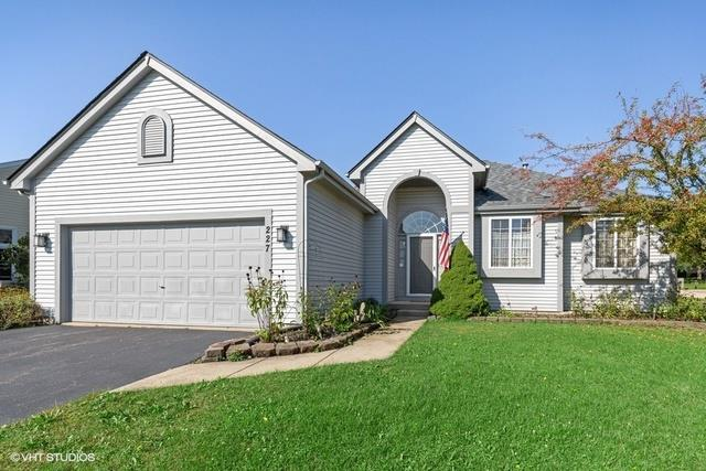 227 N Cross Trail, McHenry, IL 60050 - #: 10529623