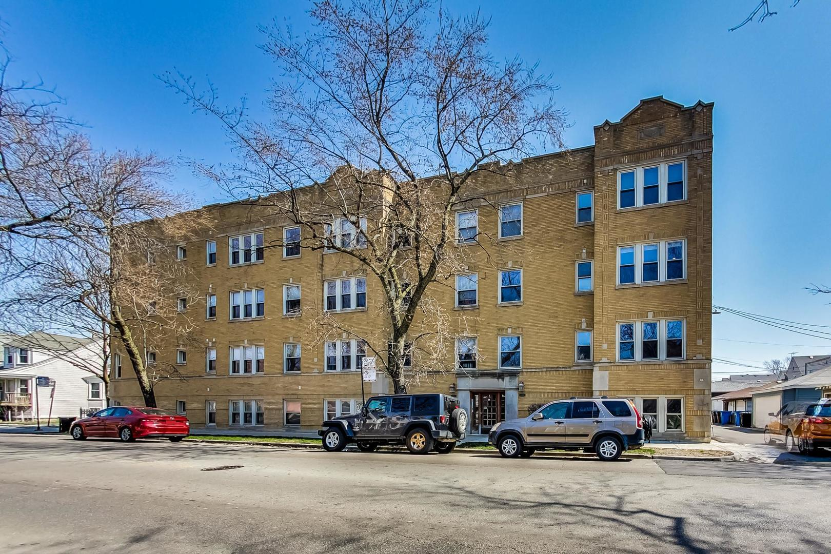 4045 N Kimball Avenue #2S, Chicago, IL 60618 - #: 11019623