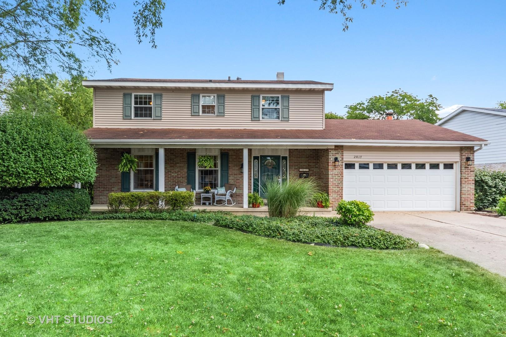2017 Brentwood Court, Wheaton, IL 60189 - #: 10905624
