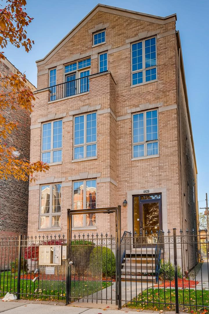 4428 S Calumet Avenue #1, Chicago, IL 60653 - #: 10926625