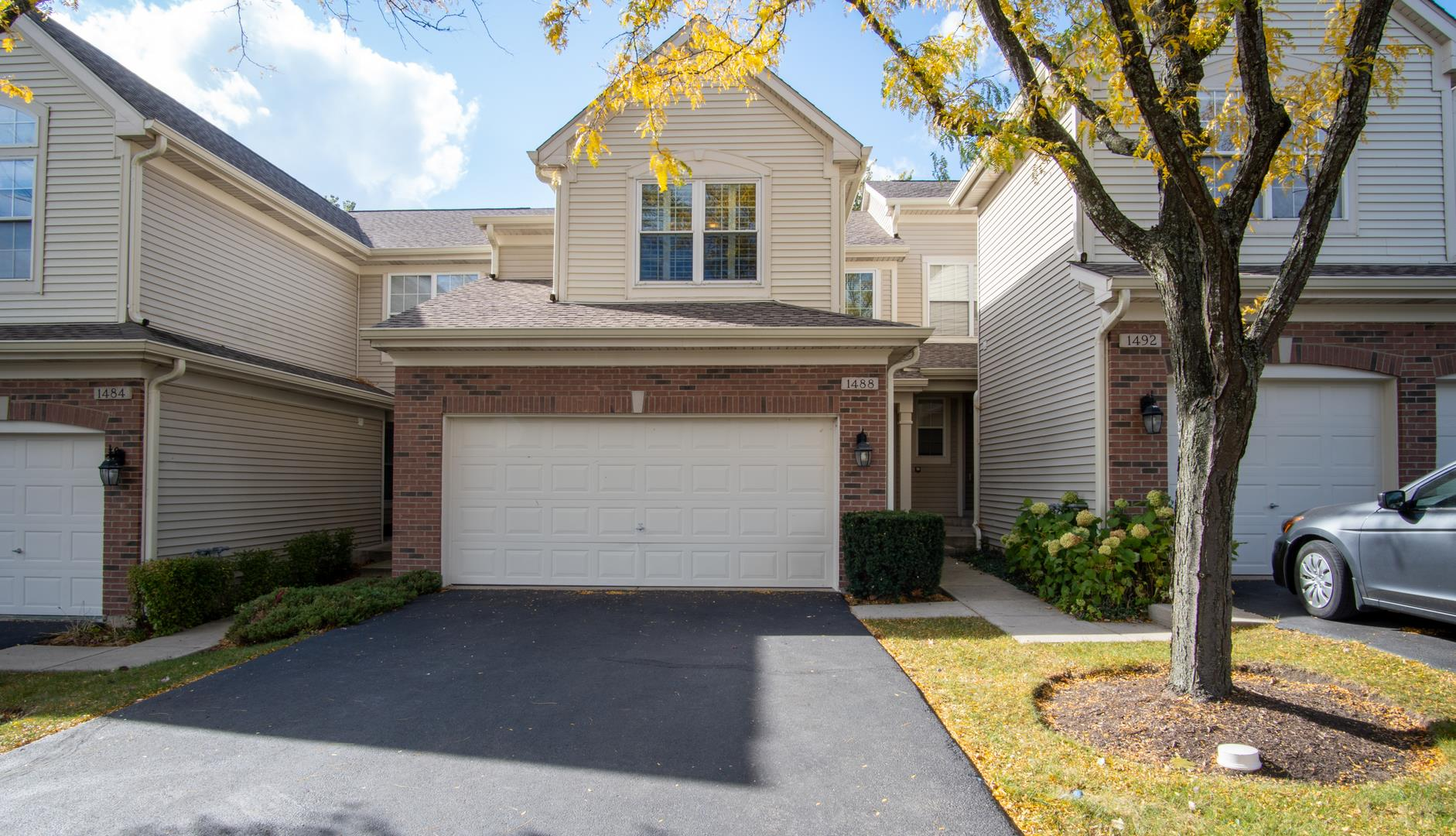 1488 Wyndham Cove Lane, Schaumburg, IL 60173 - #: 10961625