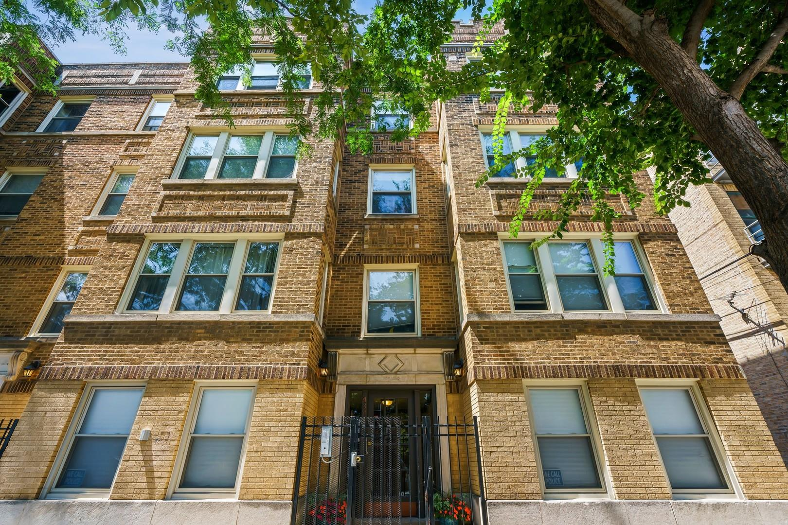 4344 N SPAULDING Avenue #2, Chicago, IL 60618 - #: 10876626