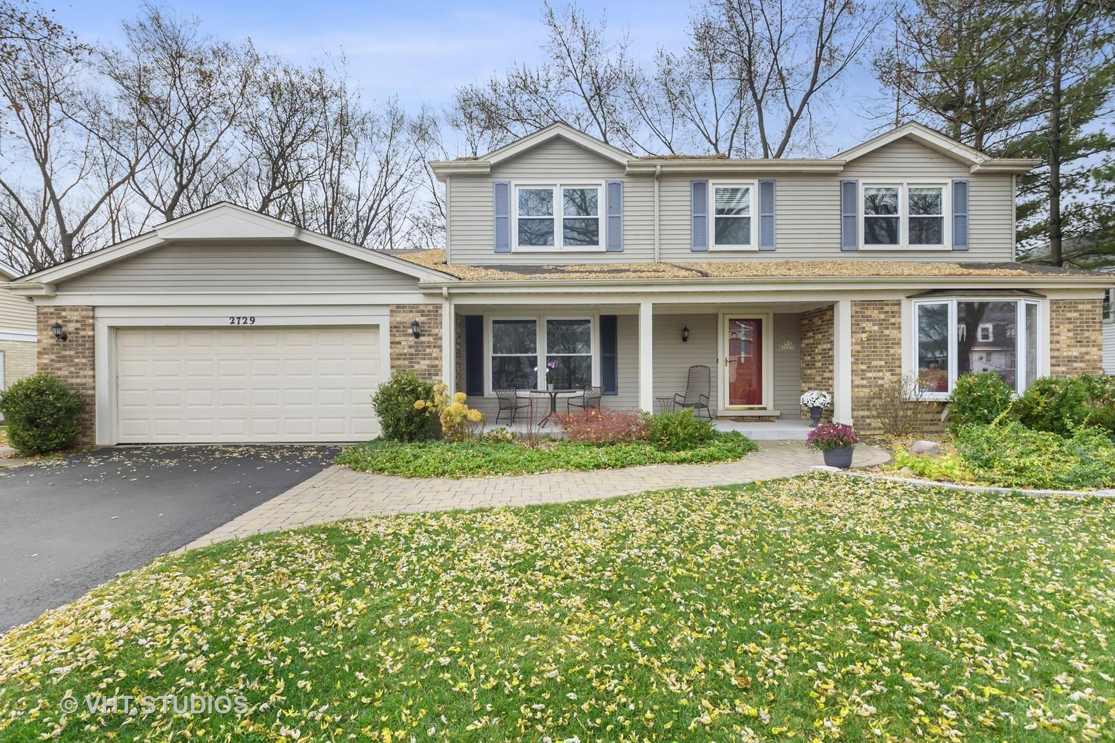 2729 Oak Avenue, Northbrook, IL 60062 - #: 10910626