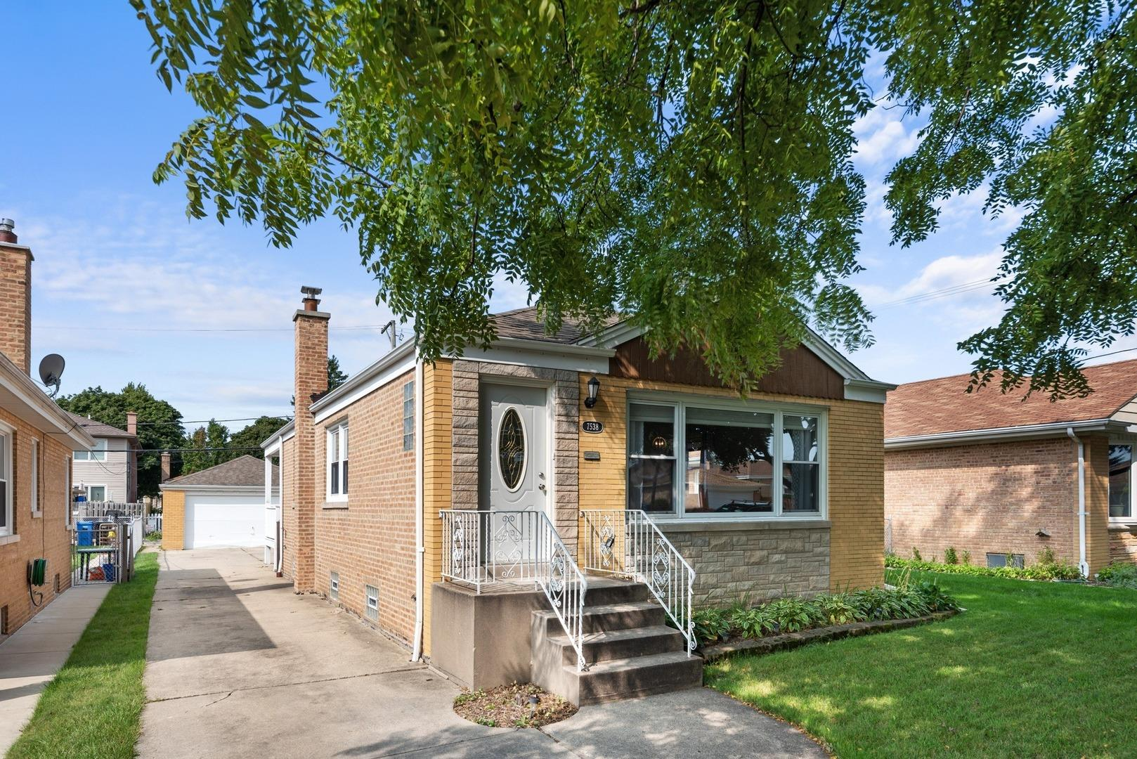 7538 N Odell Avenue, Chicago, IL 60631 - #: 10922626