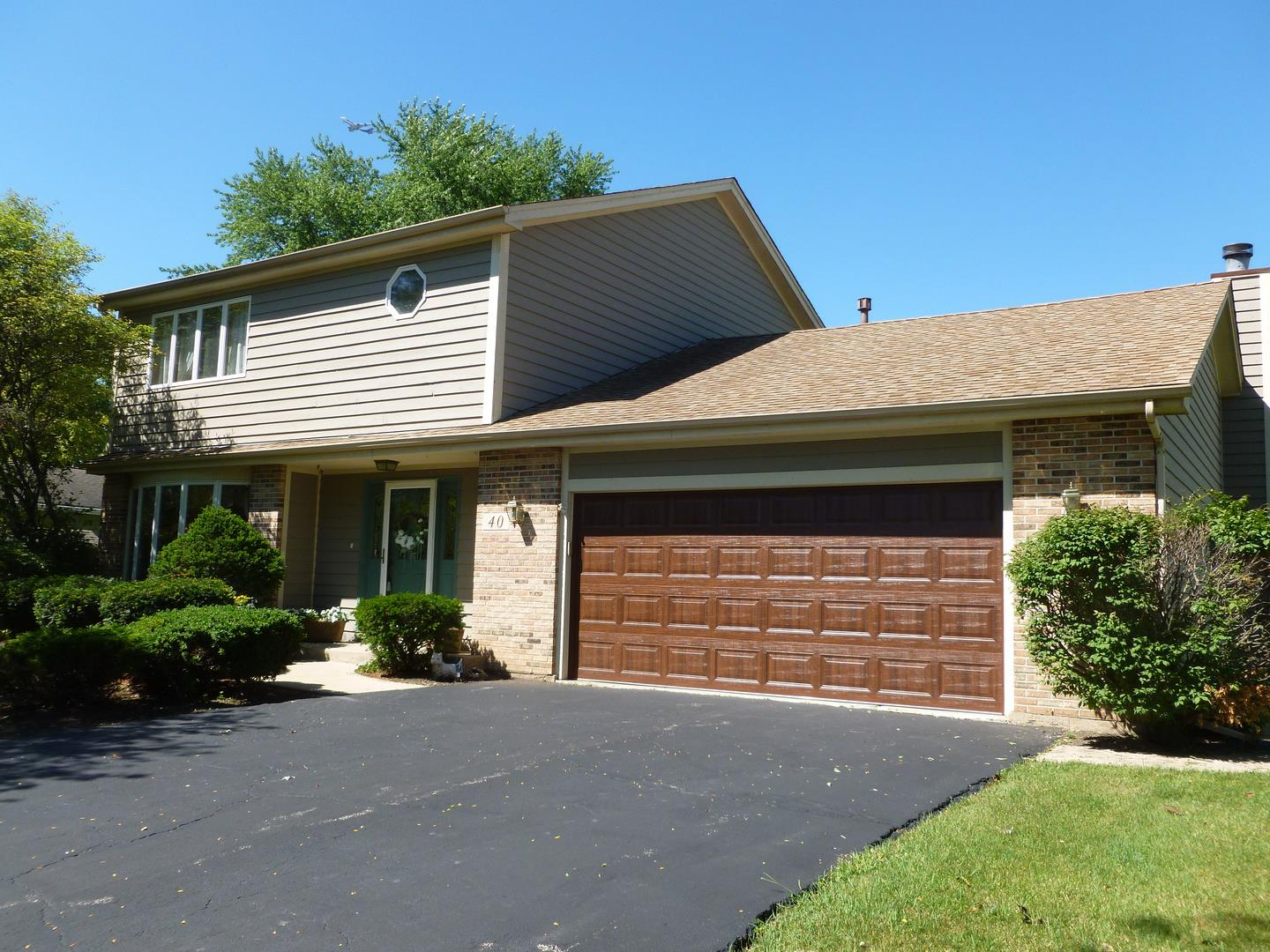 40 Rodenburg Road, Roselle, IL 60172 - #: 10941626