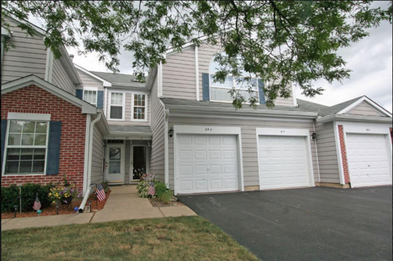 65 Adams Court #B, Streamwood, IL 60107 - #: 10941627