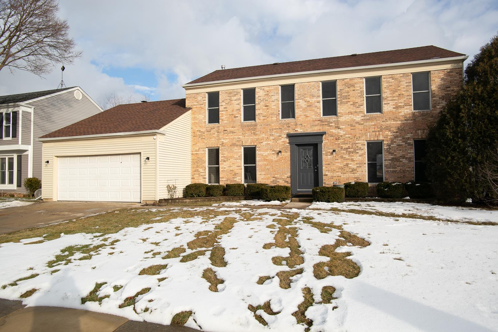 705 Hickory Lane, Carol Stream, IL 60188 - #: 10972627