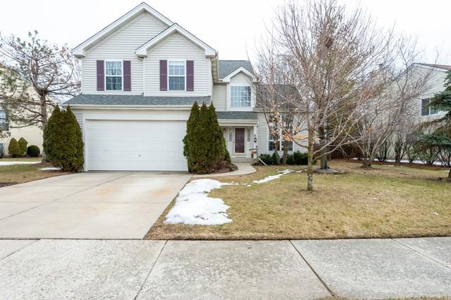 543 W Weeping Willow Road, Round Lake, IL 60073 - #: 10646628