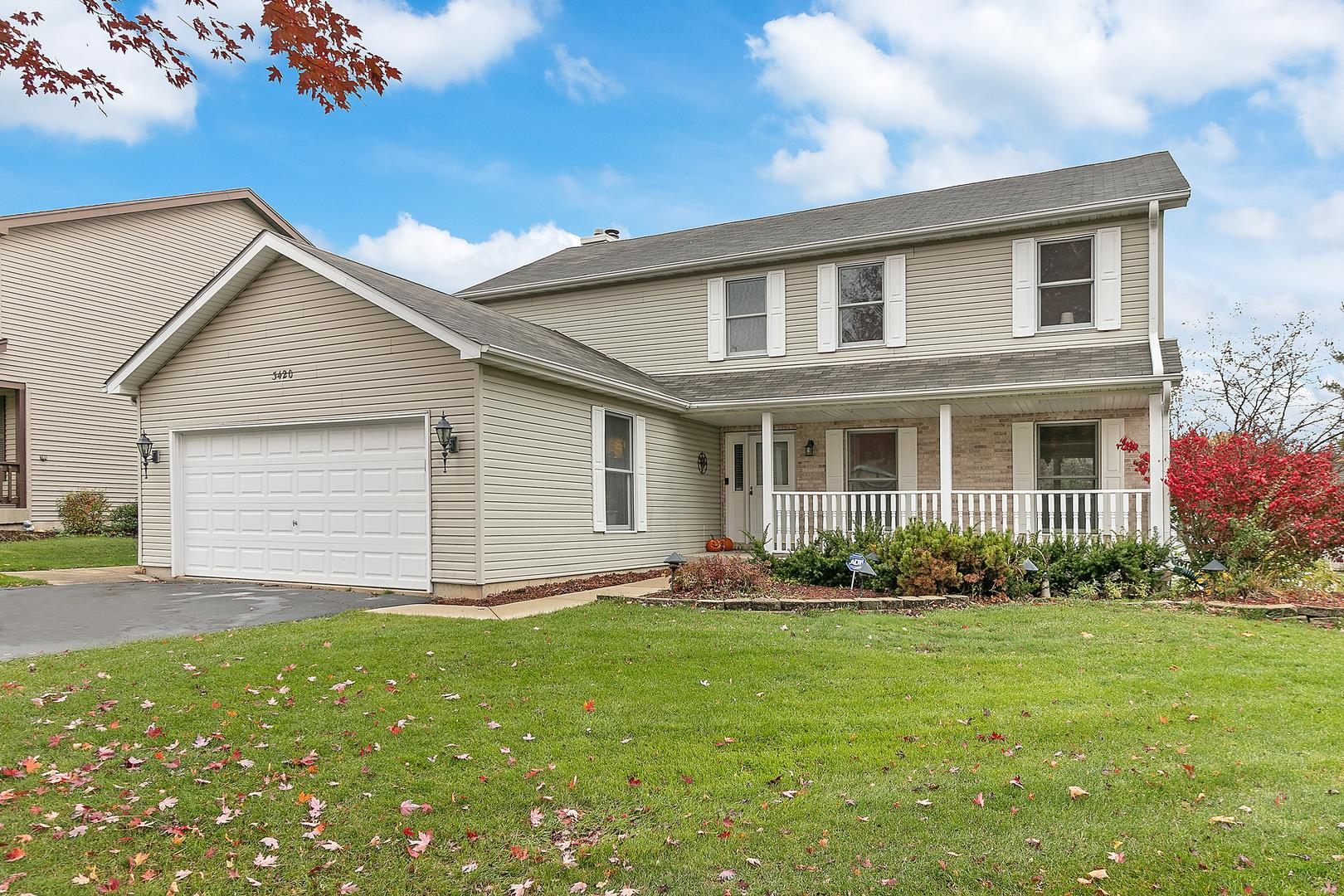 3420 TURNBERRY Drive, McHenry, IL 60050 - #: 10918628