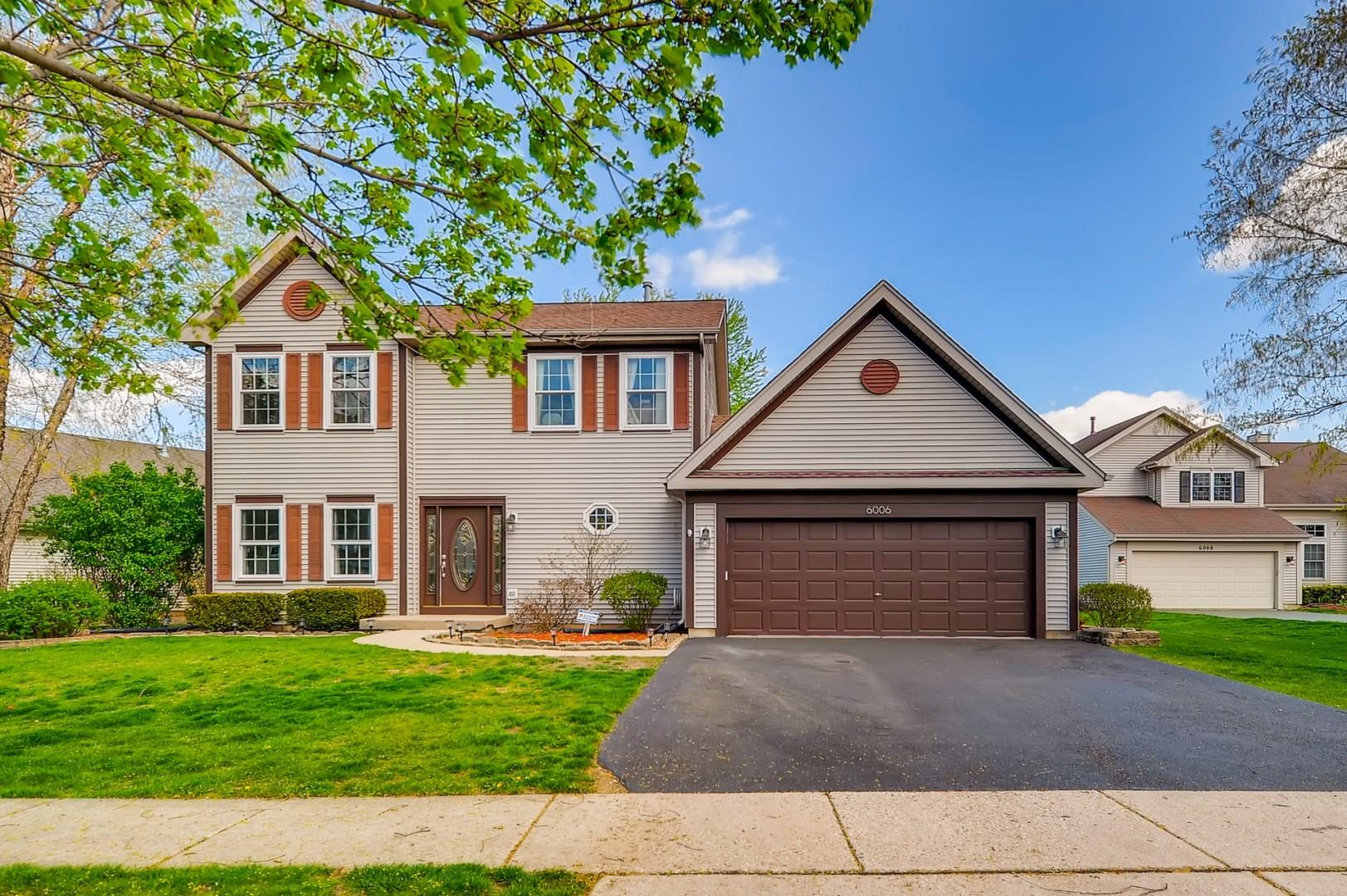 6006 Sanders Court, Carpentersville, IL 60110 - #: 11085628