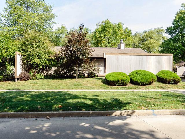 814 Sunset Drive #1, Urbana, IL 61801 - #: 10853629