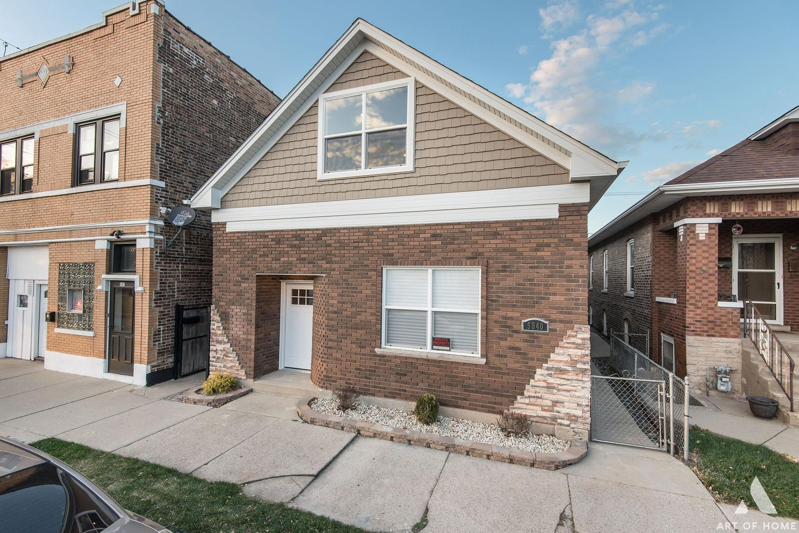 5940 W 63rd Place, Chicago, IL 60638 - #: 10942629
