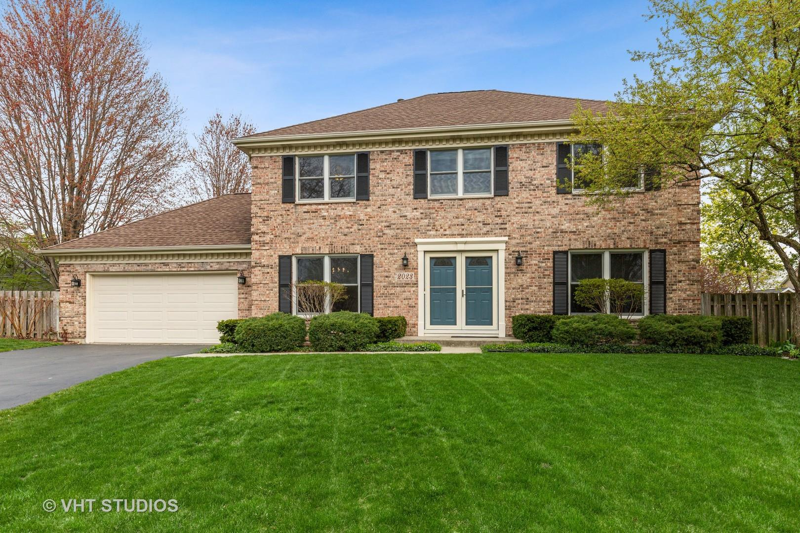 2023 Spaulding Court, West Dundee, IL 60118 - #: 11062629