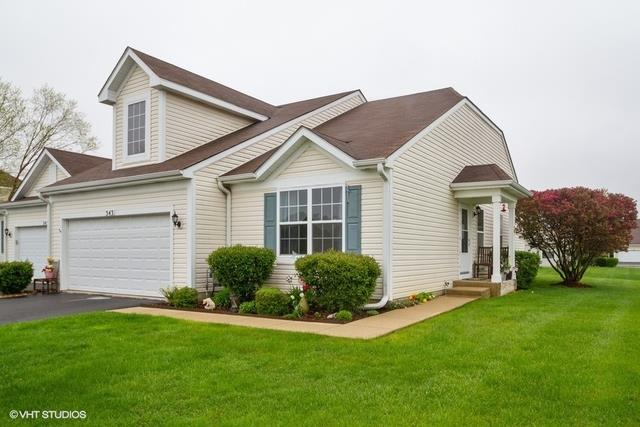 343 Cobblestone Circle #343, Harvard, IL 60033 - #: 10722630