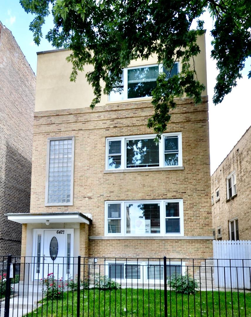 6427 N Albany Avenue #3, Chicago, IL 60645 - #: 10880630