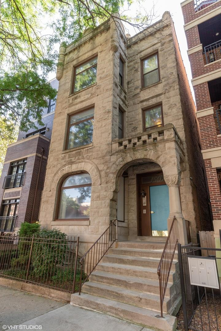 1502 N CLEVELAND Avenue, Chicago, IL 60610 - #: 10827631