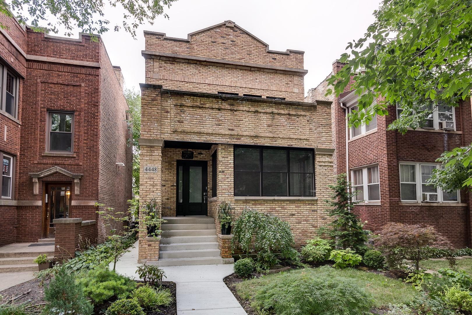 4448 N California Avenue, Chicago, IL 60625 - #: 10880632