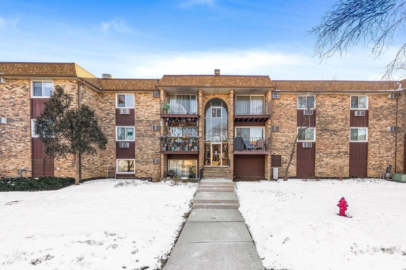 735 Hill Drive #2-212, Hoffman Estates, IL 60169 - #: 10980633