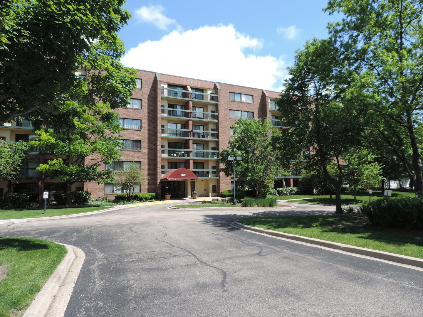 1800 HUNTINGTON Boulevard #215, Hoffman Estates, IL 60195 - #: 10692635