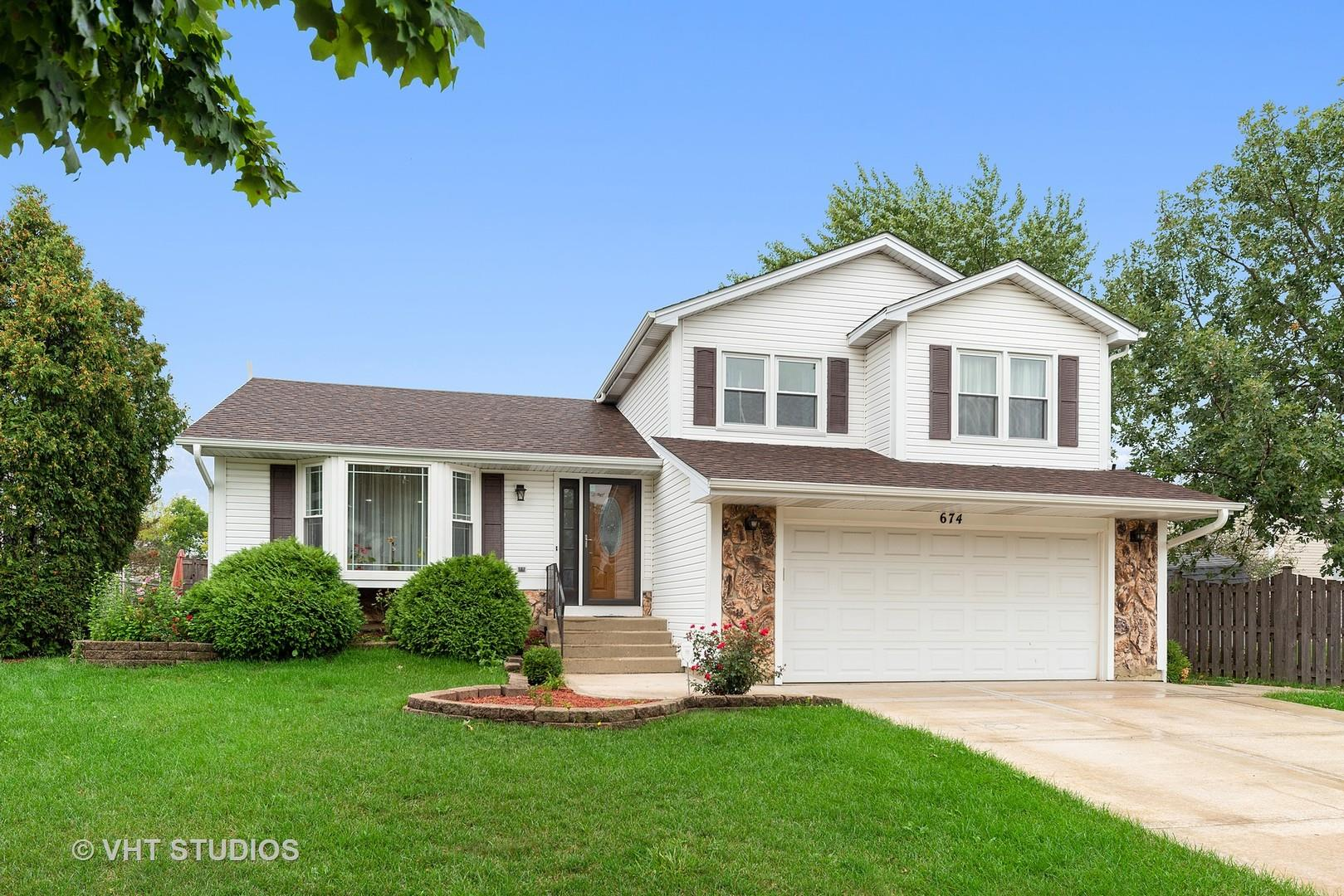 674 Schooner Lane, Elk Grove Village, IL 60007 - #: 10854636