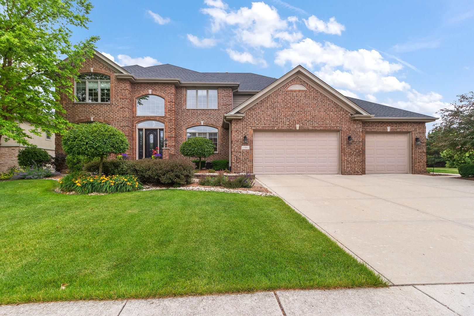 11882 Coquille Drive, Frankfort, IL 60423 - #: 11128636