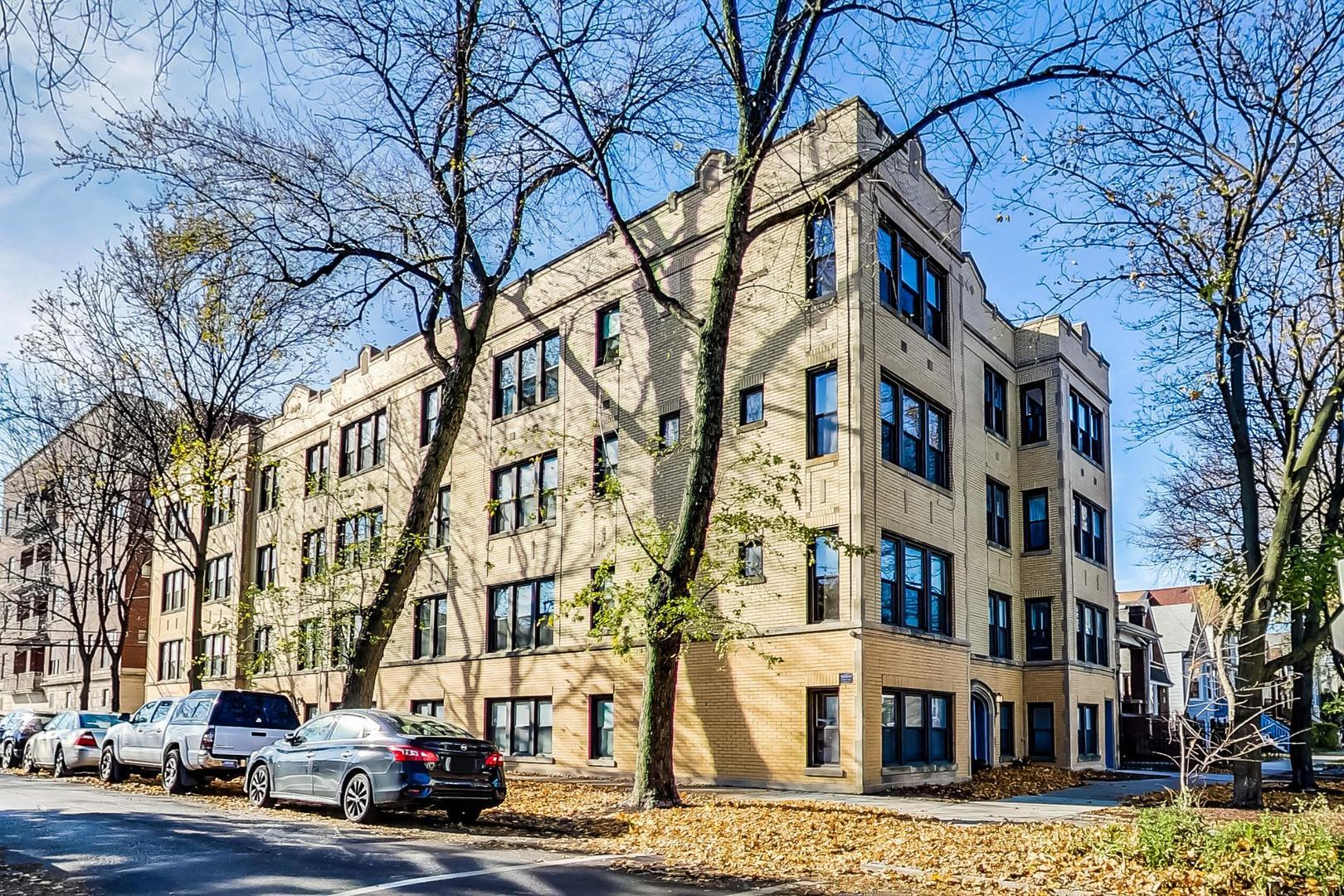 3303 W Cuyler Avenue #3, Chicago, IL 60618 - #: 10937637