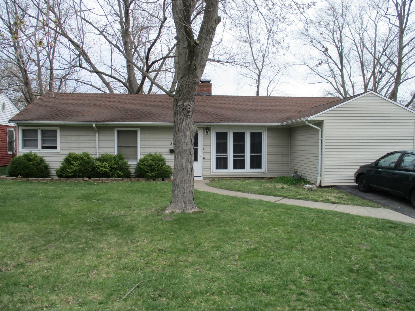 244 marquette Street, Park Forest, IL 60466 - #: 11045637
