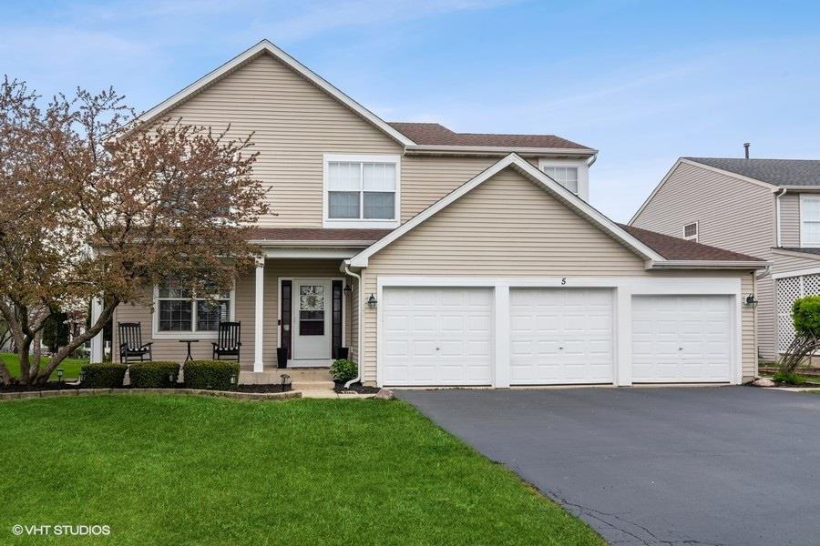 5 Kingsport Court, South Elgin, IL 60177 - #: 11060641