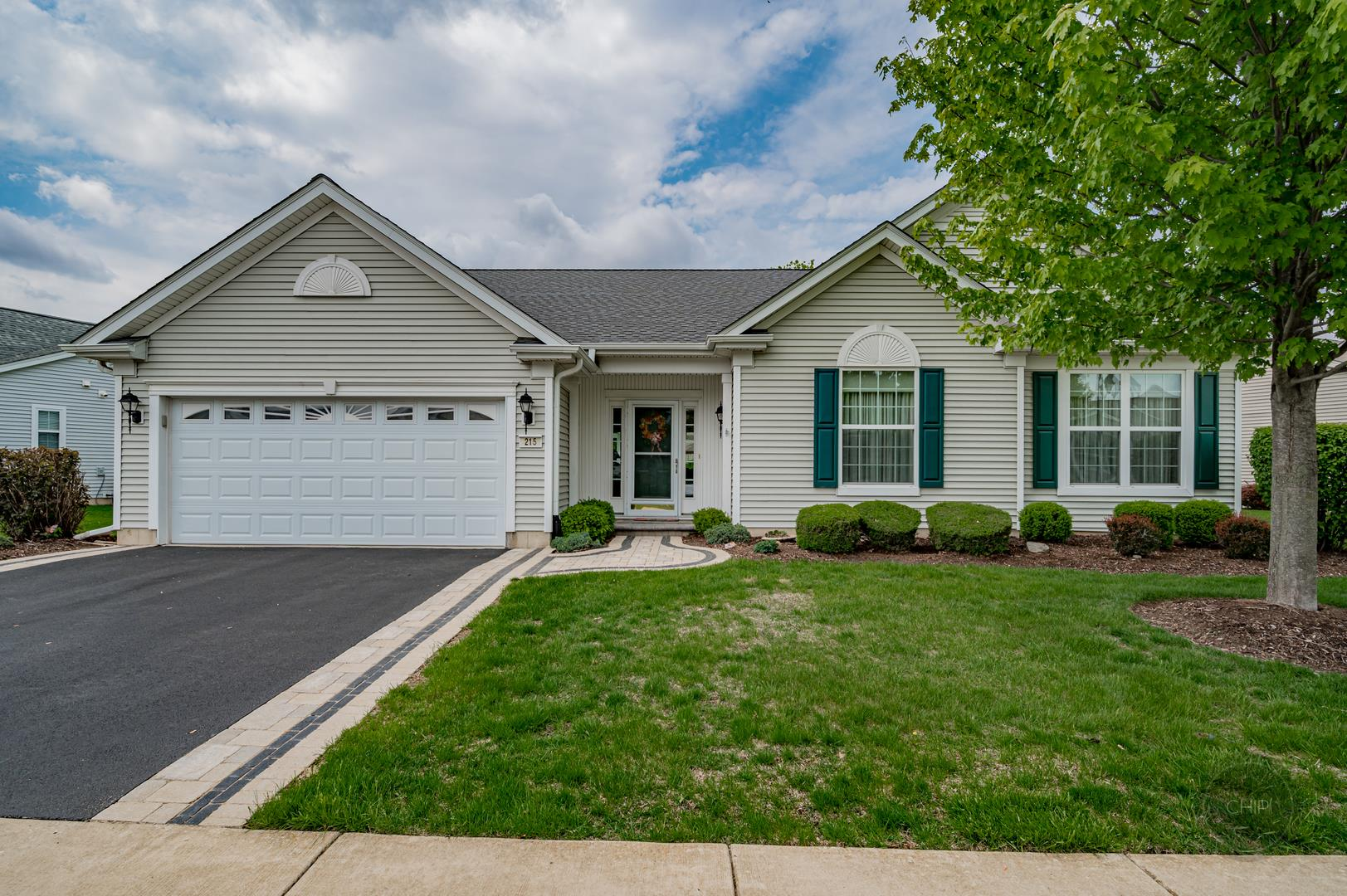 215 Honors Drive, Shorewood, IL 60404 - #: 11087641