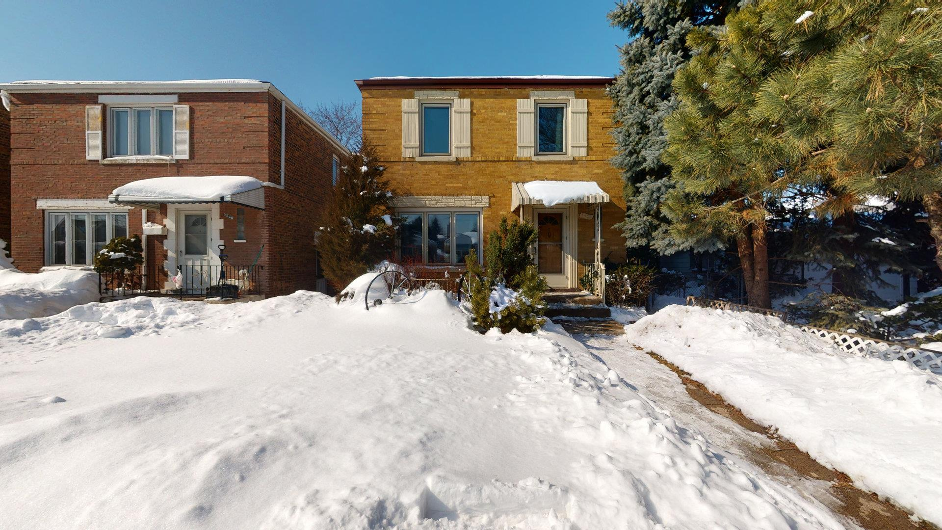 5538 S Kenneth Avenue, Chicago, IL 60629 - #: 11001642