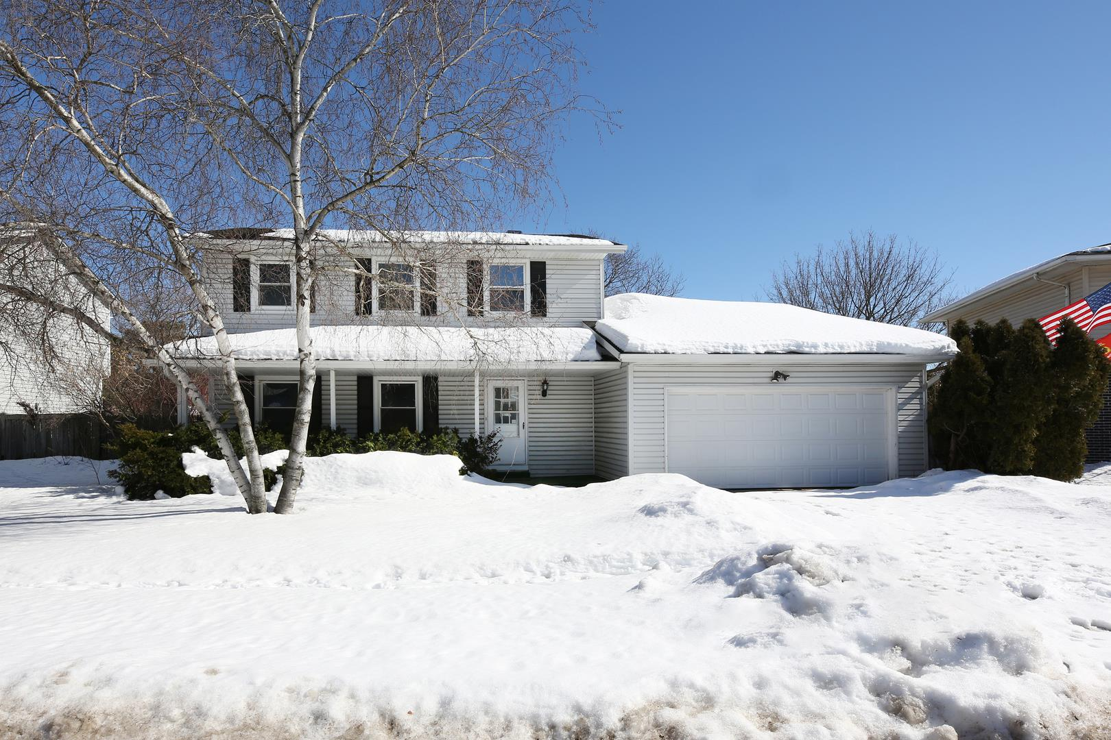 1917 HIGH GROVE Lane, Palatine, IL 60074 - #: 11005642