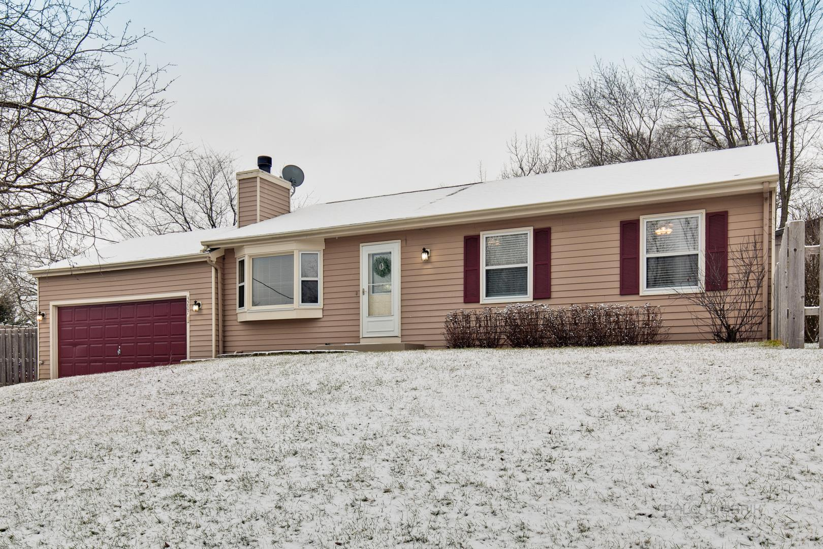 3207 Pleasure Avenue, Wonder Lake, IL 60097 - #: 10608644