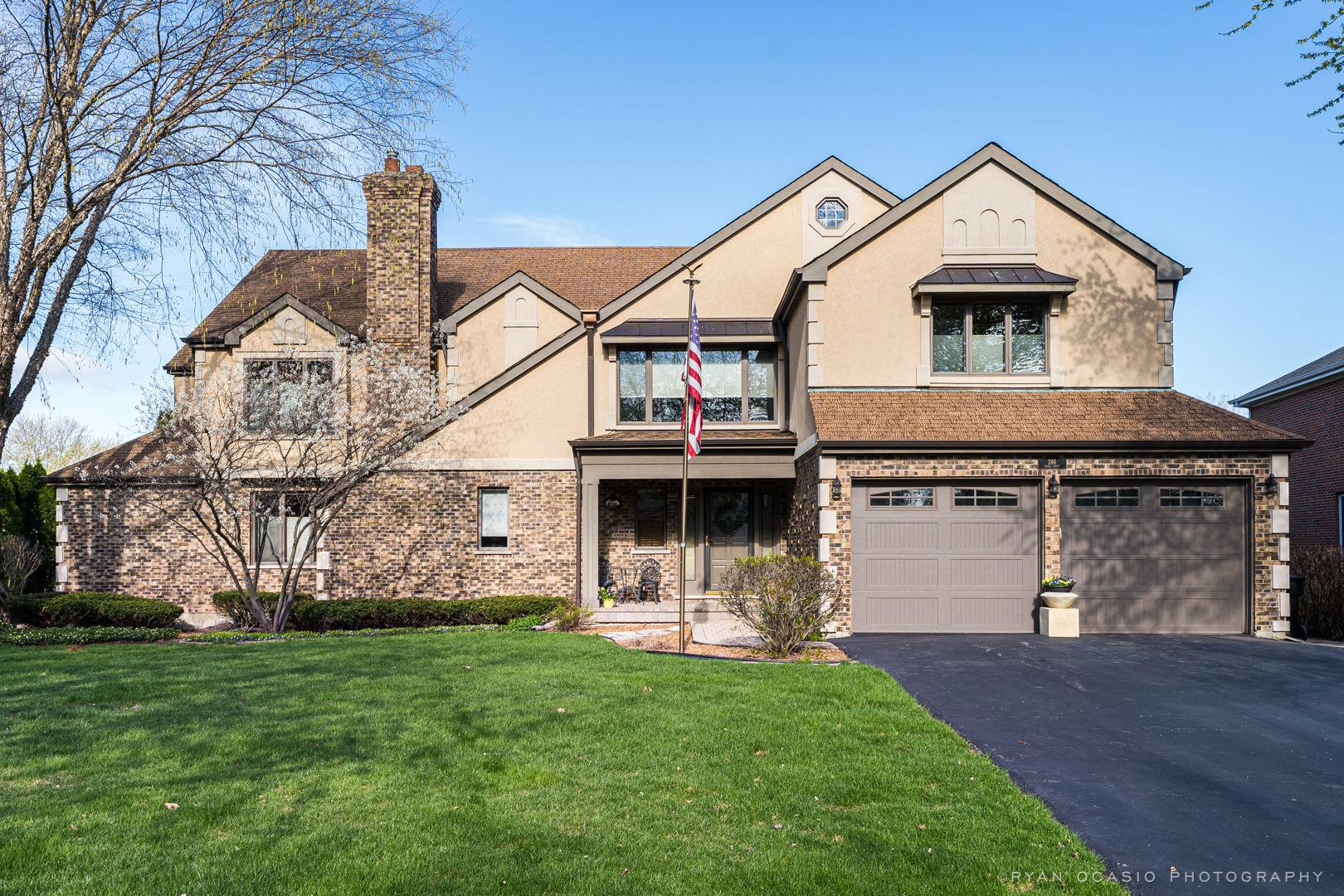 246 Eagle Court, Bloomingdale, IL 60108 - #: 11057644