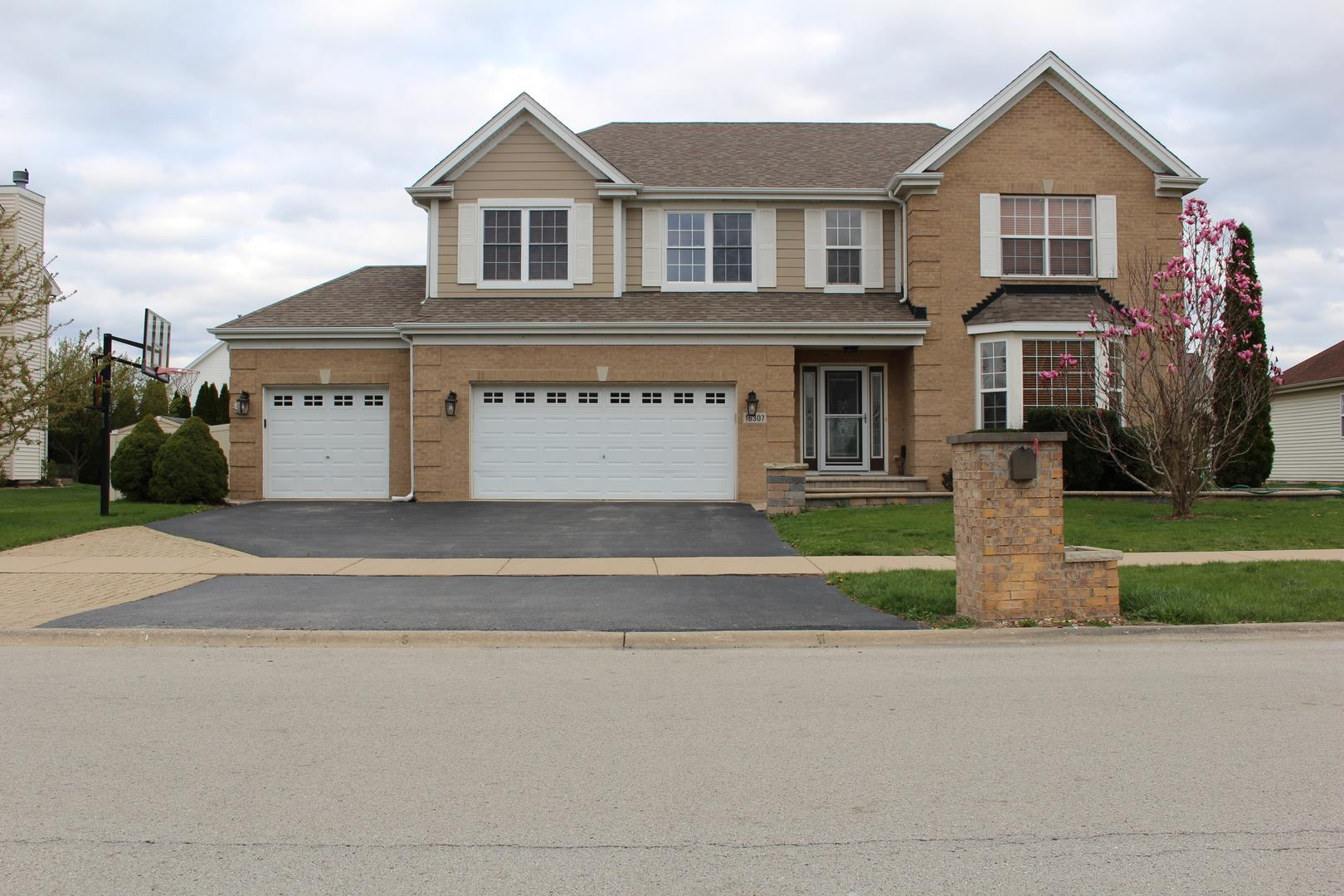 16307 Fairfield Drive, Plainfield, IL 60586 - #: 11055645