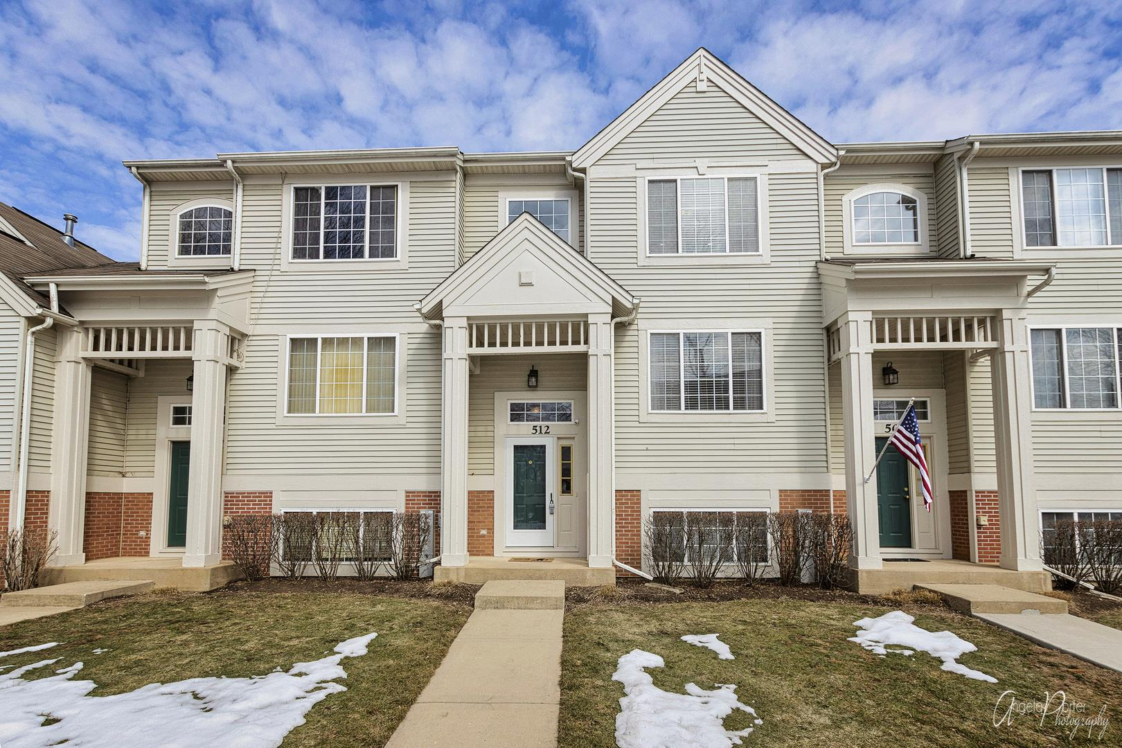 512 New Haven Drive #512, Cary, IL 60013 - #: 11019646