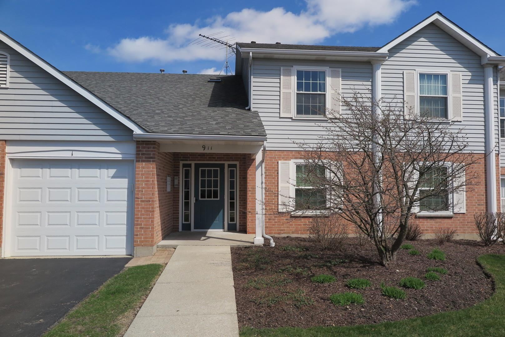 911 Golf Course Road #1, Crystal Lake, IL 60014 - #: 10688647
