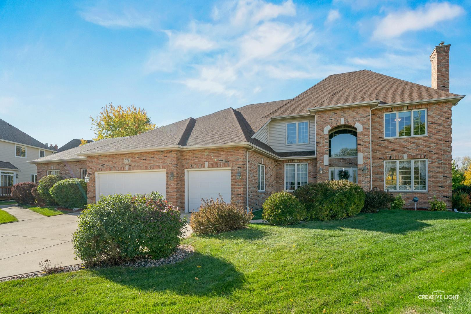 718 Cornwall Circle, Sugar Grove, IL 60554 - #: 10906647