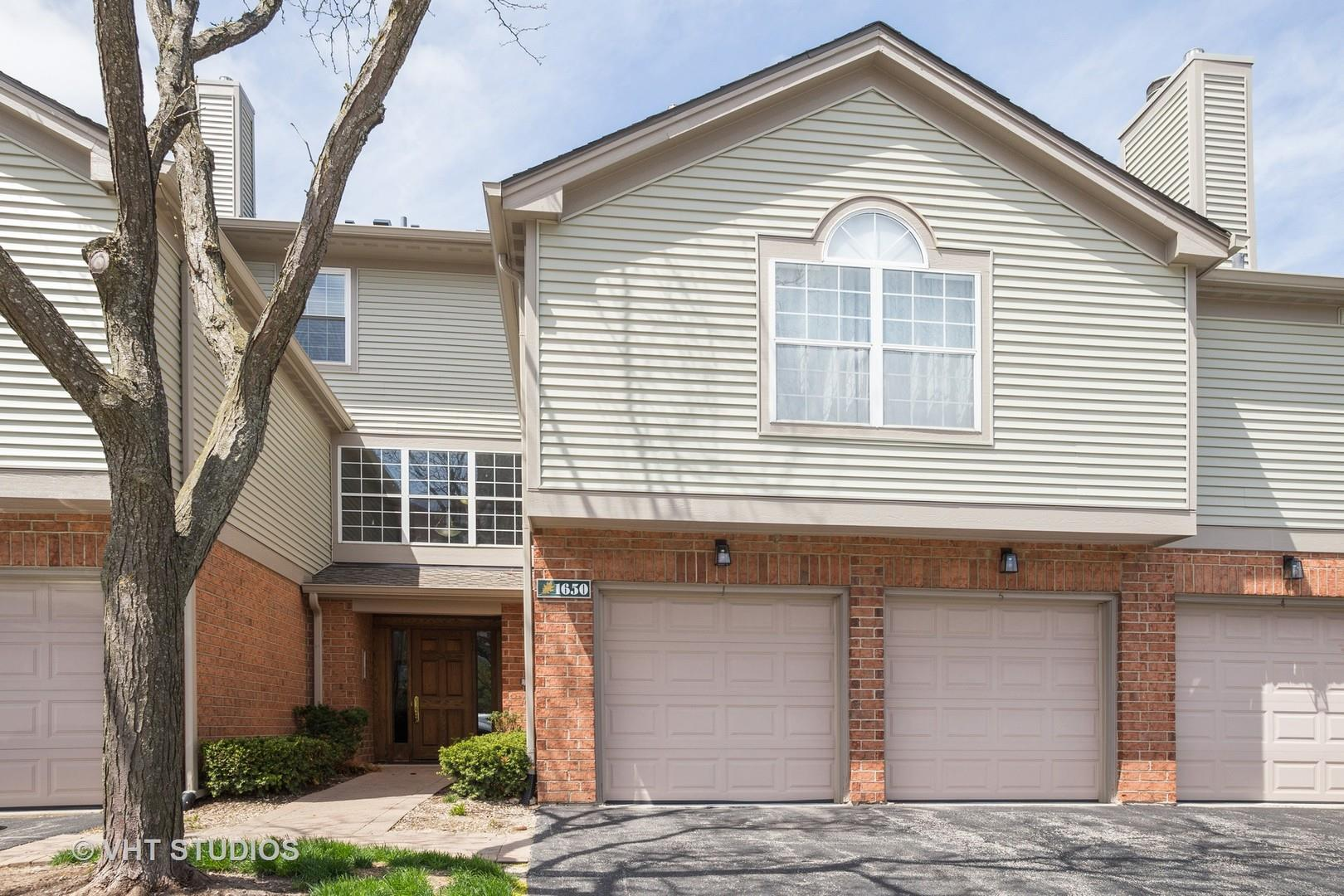 1650 White Oak Lane #6, Schaumburg, IL 60195 - #: 10706648