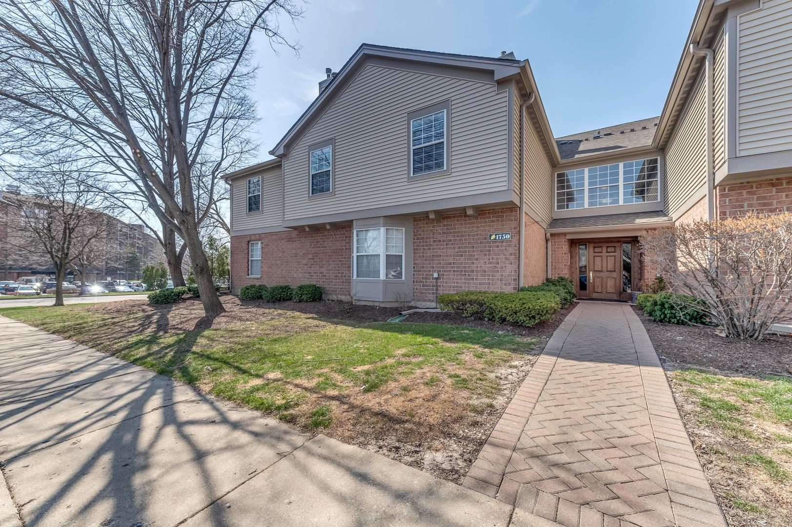 1750 Sleepy Hollow Court #10, Schaumburg, IL 60195 - #: 11047648