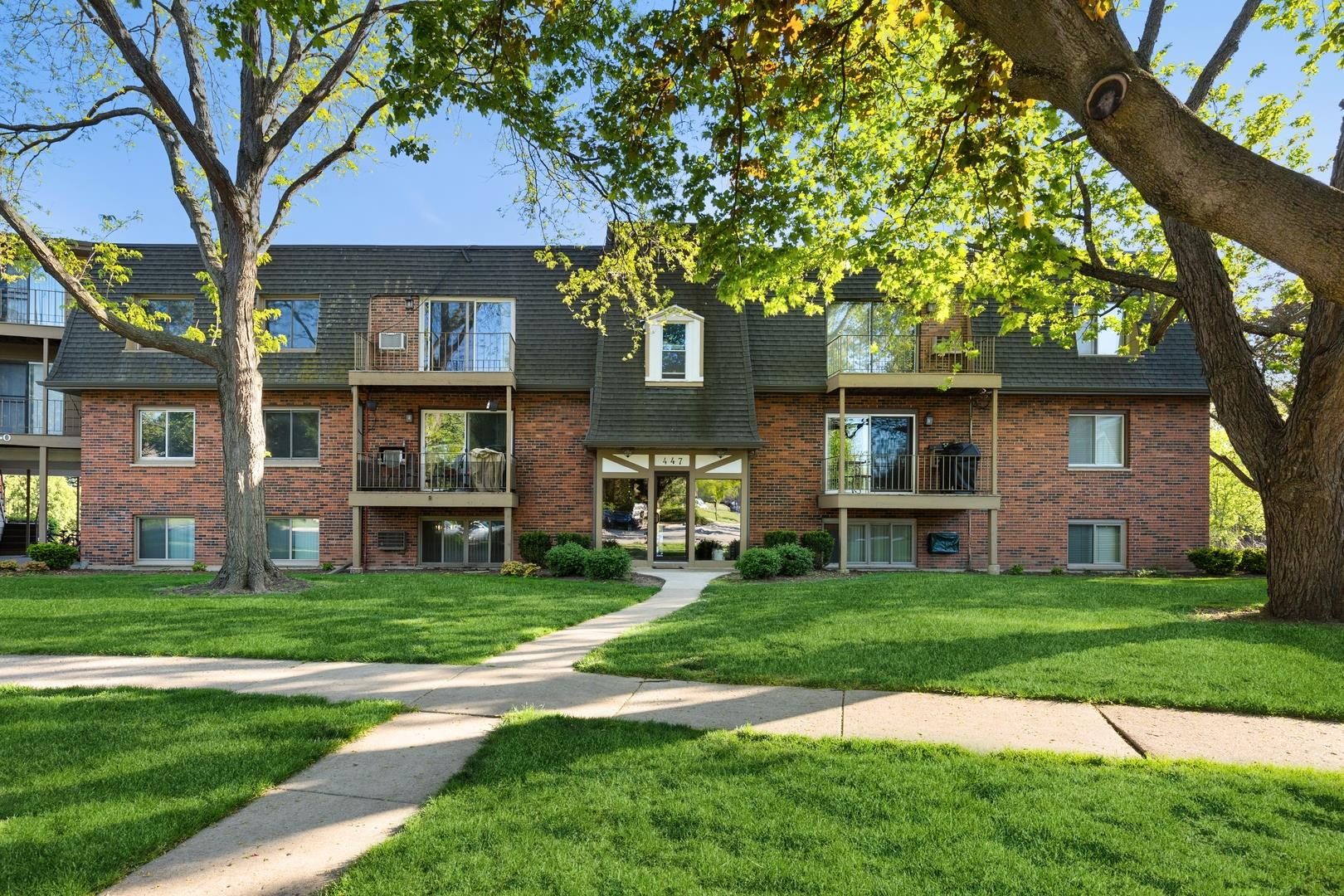 447 Cavalier Court #1-8, West Dundee, IL 60118 - #: 11077651
