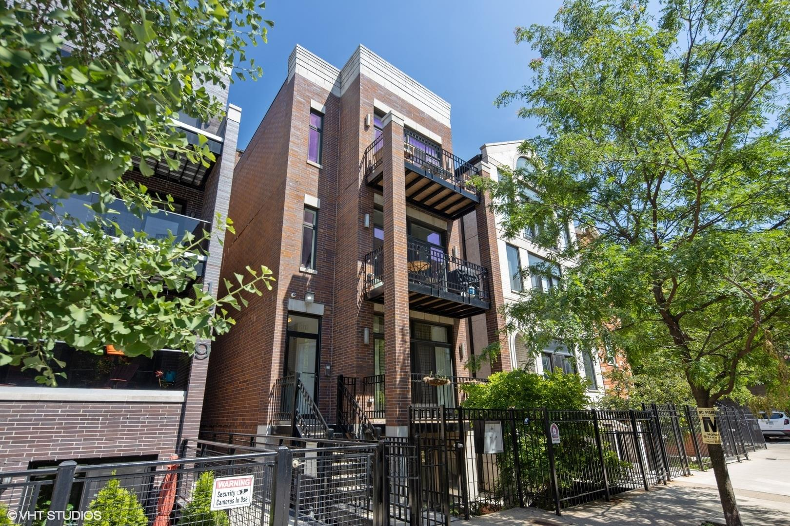 1217 N CLEAVER Street #3, Chicago, IL 60622 - #: 10932653