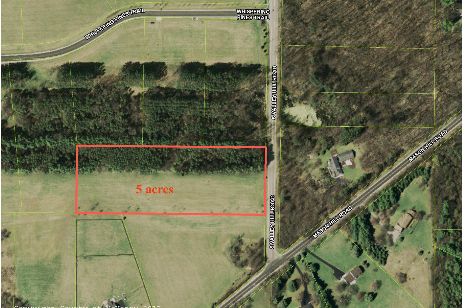 Lot 9 Valley Hill Road, Woodstock, IL 60098 - #: 09280654