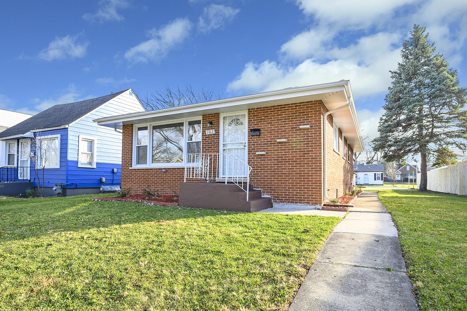 102 W 24th Street, Chicago Heights, IL 60411 - #: 10941654