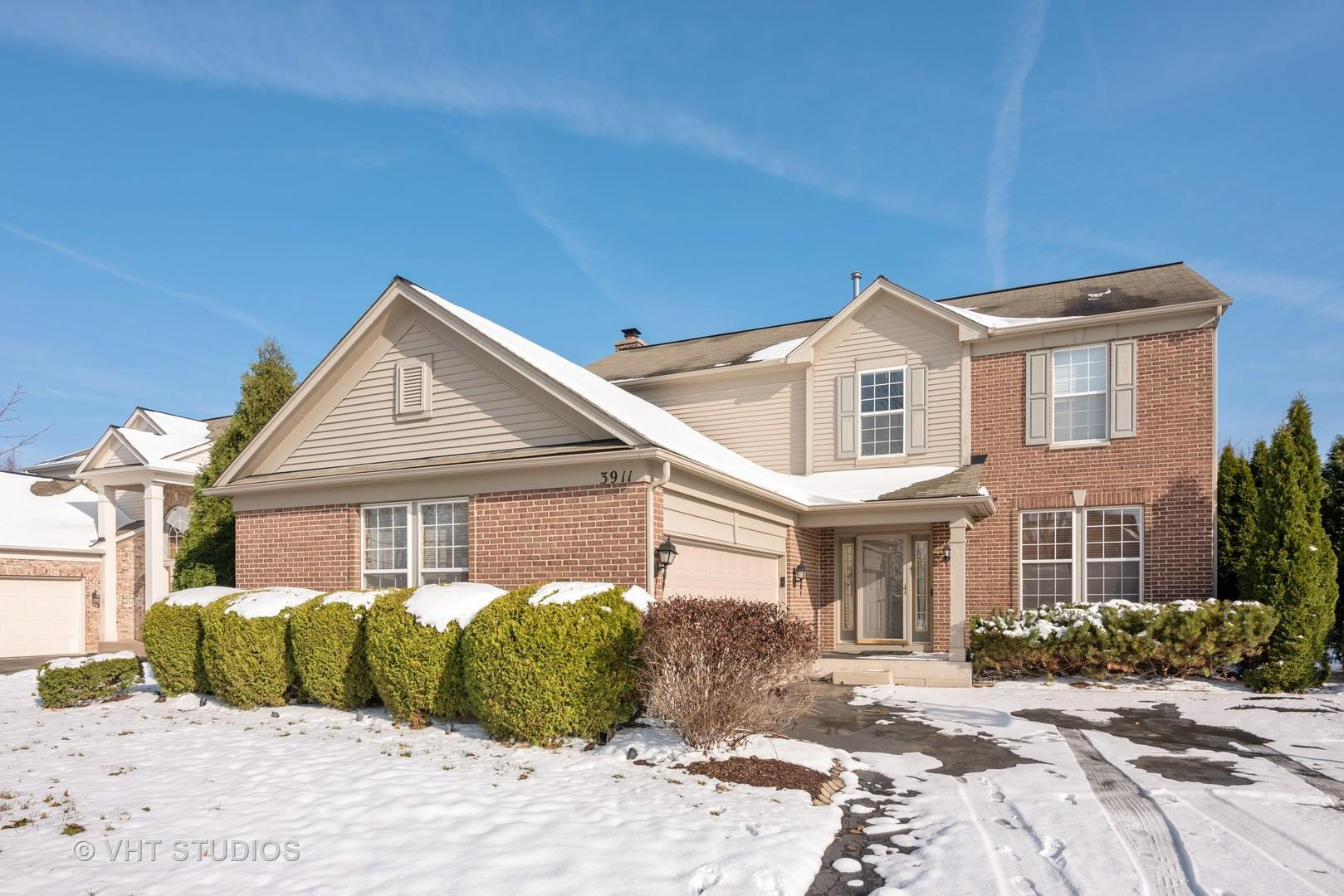 3911 Georgetown Circle, Algonquin, IL 60102 - #: 10575655
